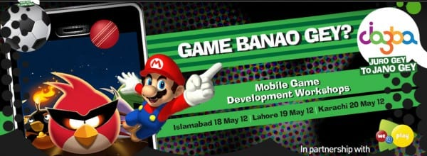 Mobilink collaborates with we.R.play for development workshops