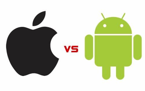 Smartphones battle royale