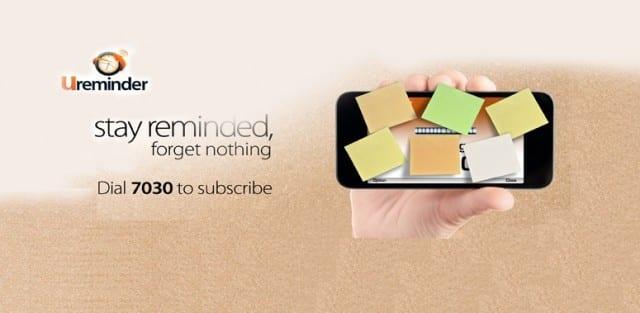 Ufone Introduces UReminder