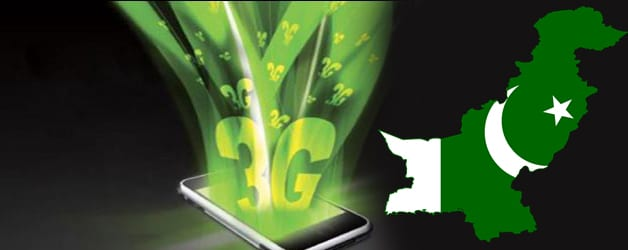 3G, A smart route to Pakistan