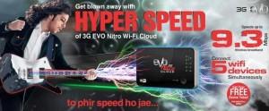 3G Nitro Cloud
