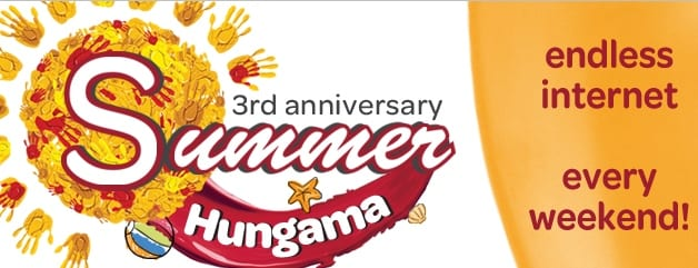 Wi-tribe Announces It's Summer Hungama Offer