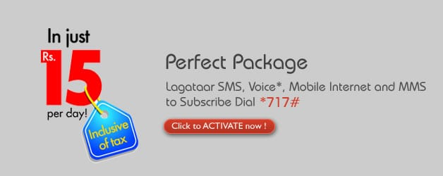 Zong Creates a Perfect Combination With It's Perfect Package