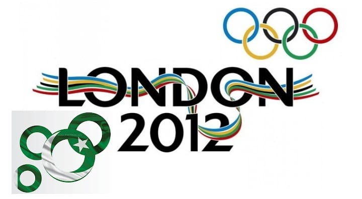Olympics 2012 with Zong