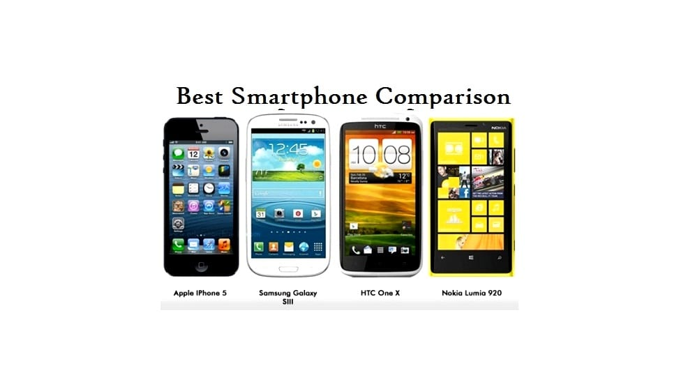 best smartphone reviews and comparisons