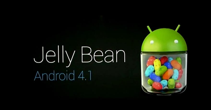 Devices announced for Android 4.1 Jelly bean update
