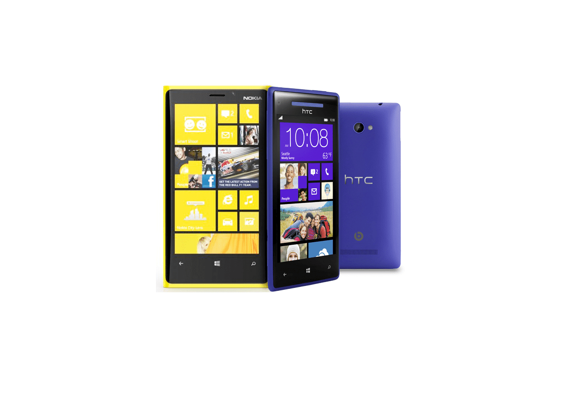 Photo of HTC Windows Phone 8X vs Nokia Lumia 920