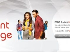 Zong launches new Student Package
