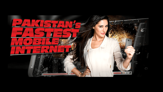 Mobilink's Fast Download with Nargis Fakhri