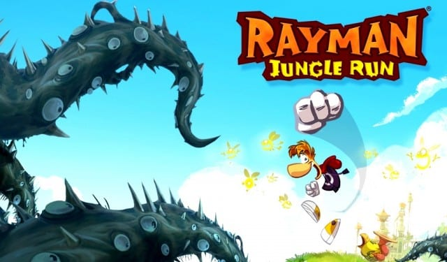 Rayman Jungle run: A Run-Away Hit