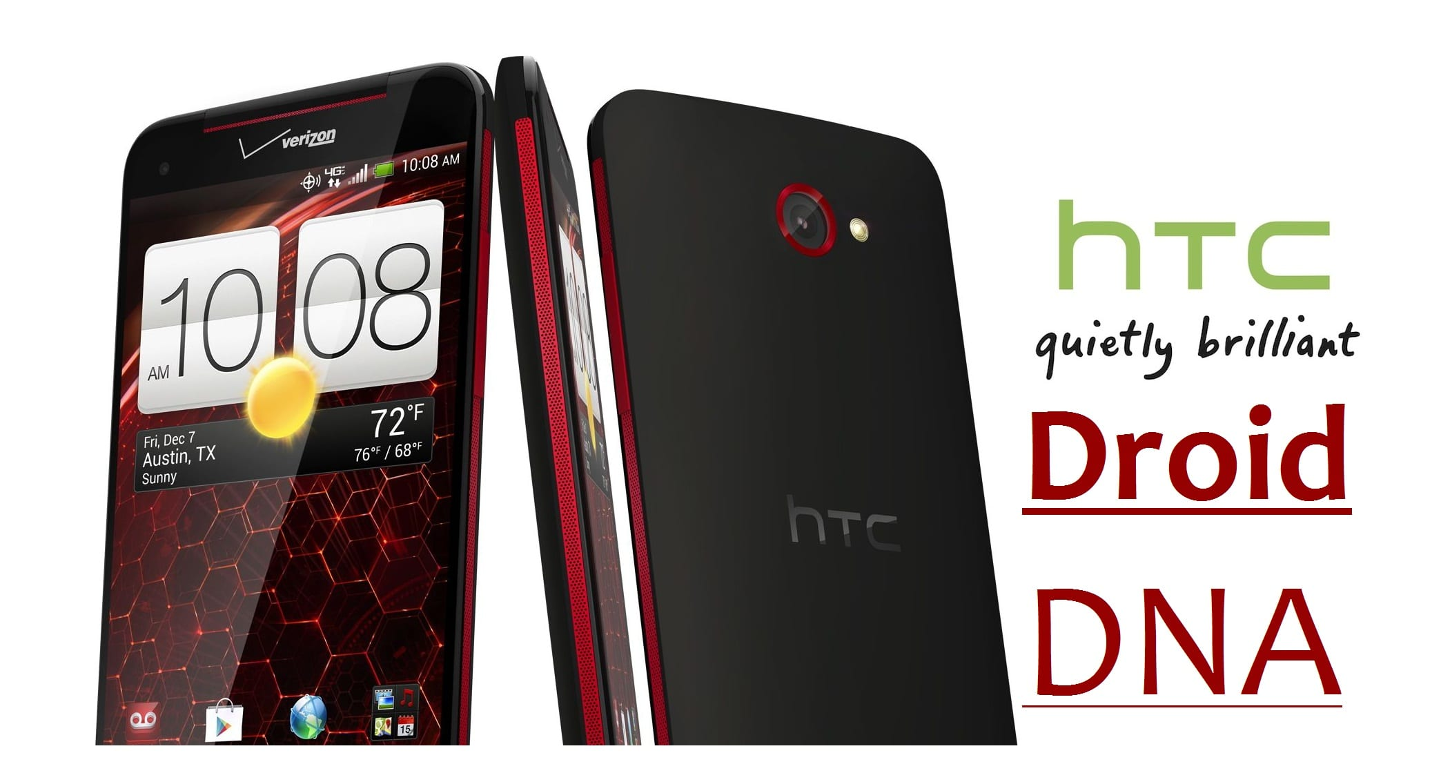 Photo of HTC Droid DNA Announced