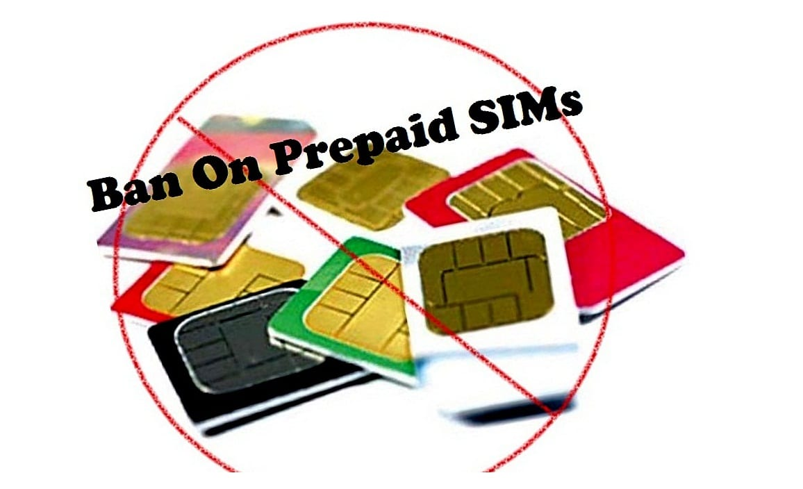 NA Committee Calls For Complete Ban On Prepaid SIMs
