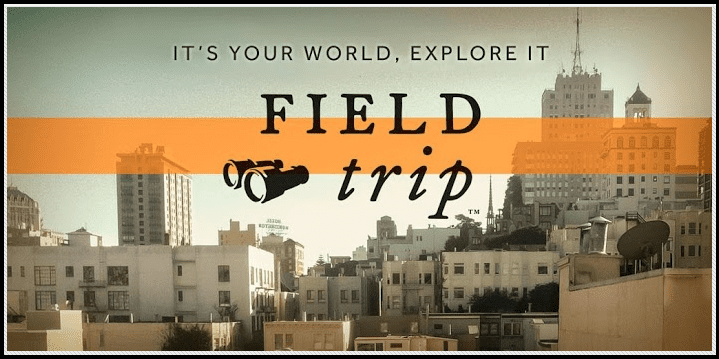 Photo of Field Trip app: A part of Augmented Reality
