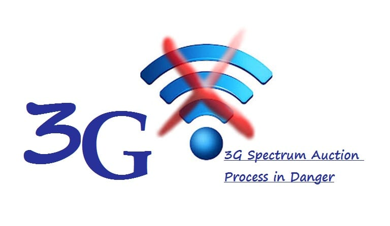 Two PTA Directors refused to become a part 3G Spectrum Auction Process