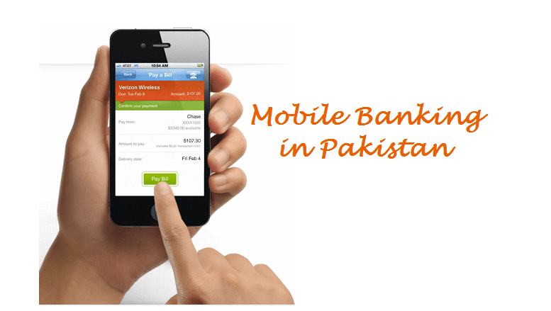 Mobile Banking in Pakistan and its Comparison