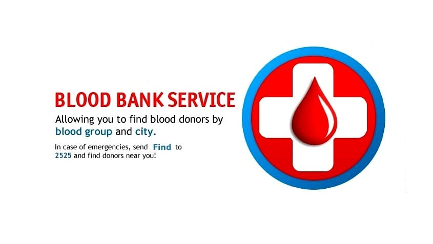 Warid provides Blood Bank Service to its Customers