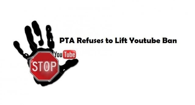 Pakistan Telecommunication Authority Refuses to Lift YouTube Ban