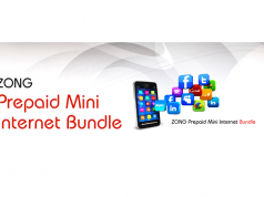 ZONG Introduced Prepaid Mini Internet Bundle