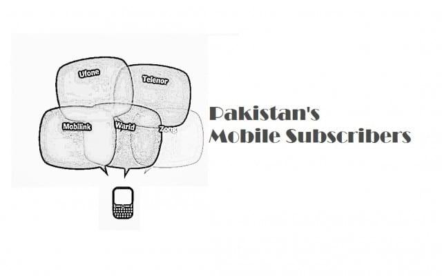 Pakistan's Mobile Base Reaches 123.60 Million in November