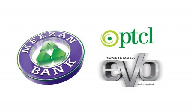 PTCL & Meezan Bank Signed a Deal for EVO Services