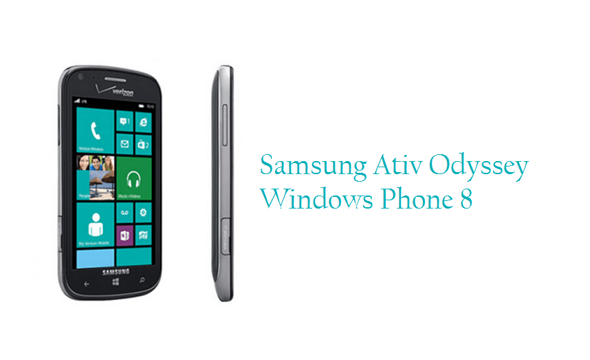 Photo of Samsung Ativ Odyssey Windows Phone 8 Revealed