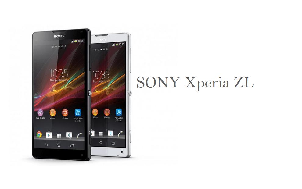 Xperia Zl Specs SONY unveils Xperia ZL...
