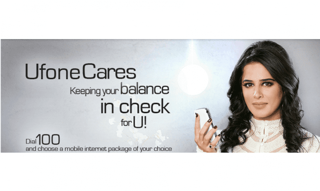 Keep Your Balance in Check with Ufone Cares