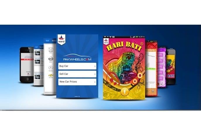 "Warid Launched ""PakWheels"" & ""Hari Bati"" Apps for Customers"