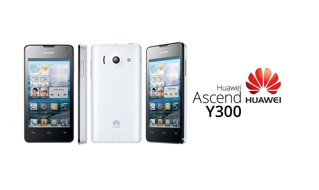 Huawei Ascend Wallpaper: Huawei Has Launched Ascend Y300
