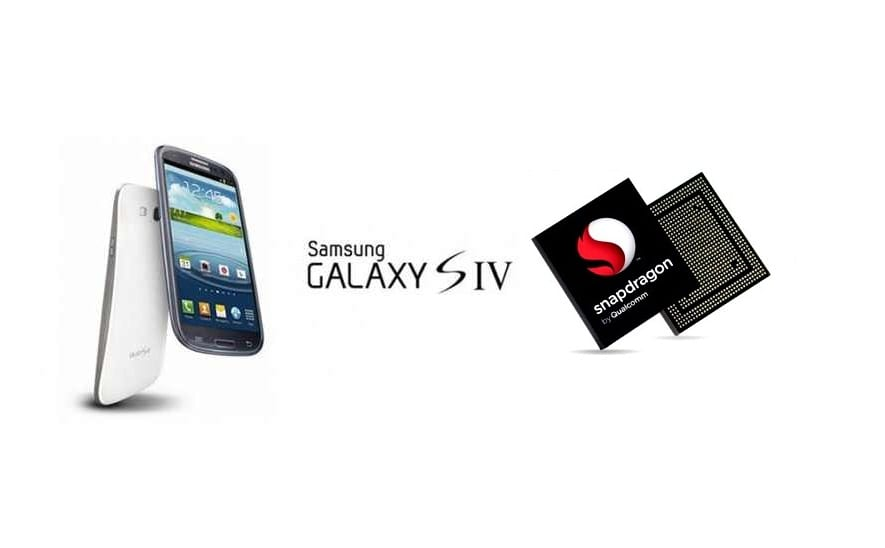 Photo of Qualcomm confirms Snapdragon 600 for Samsung GALAXY S4