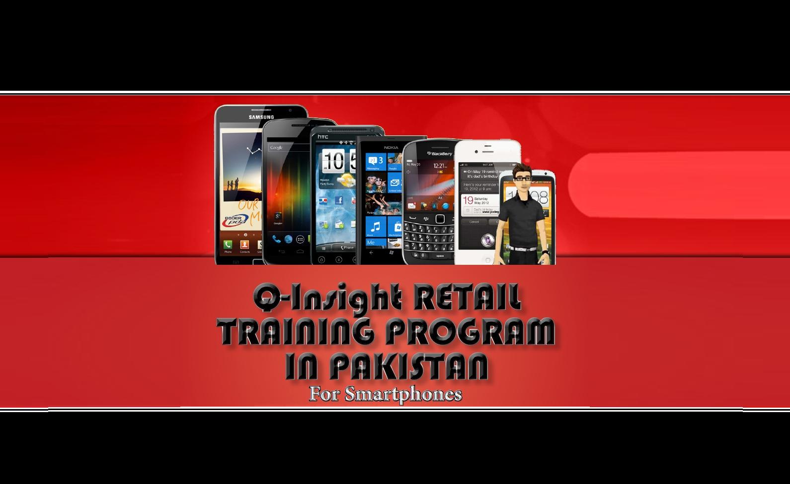 Photo of Q-Insight Retail Traning Program By CACF & Phone World