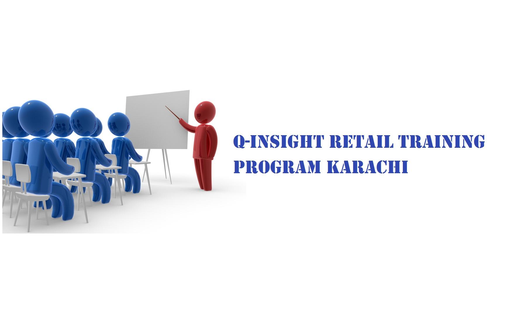 Photo of Q-insight Retail Training Program Karachi