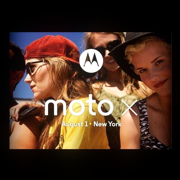 Motorola to show Moto X on 1st August