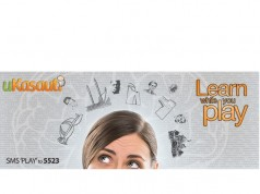 Now Learn while you play with Ufone UKasauti