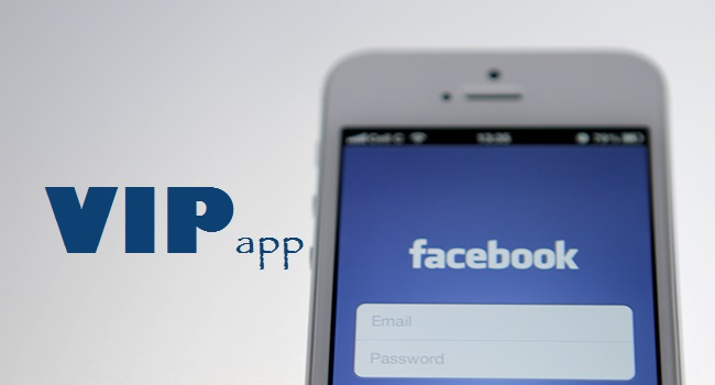 facebook-to-launch-vip-application