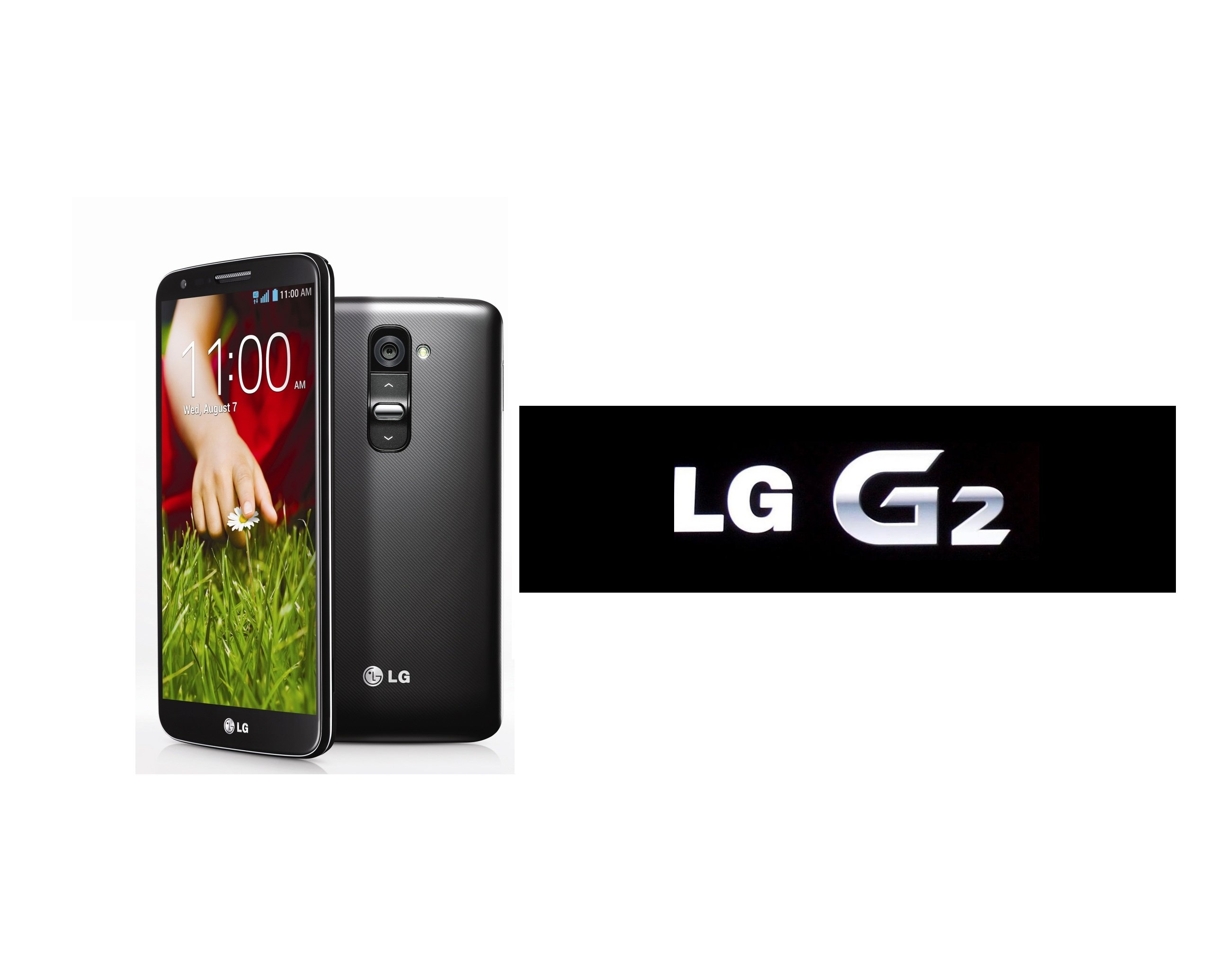 LG unveils its latest smartphone LG G2