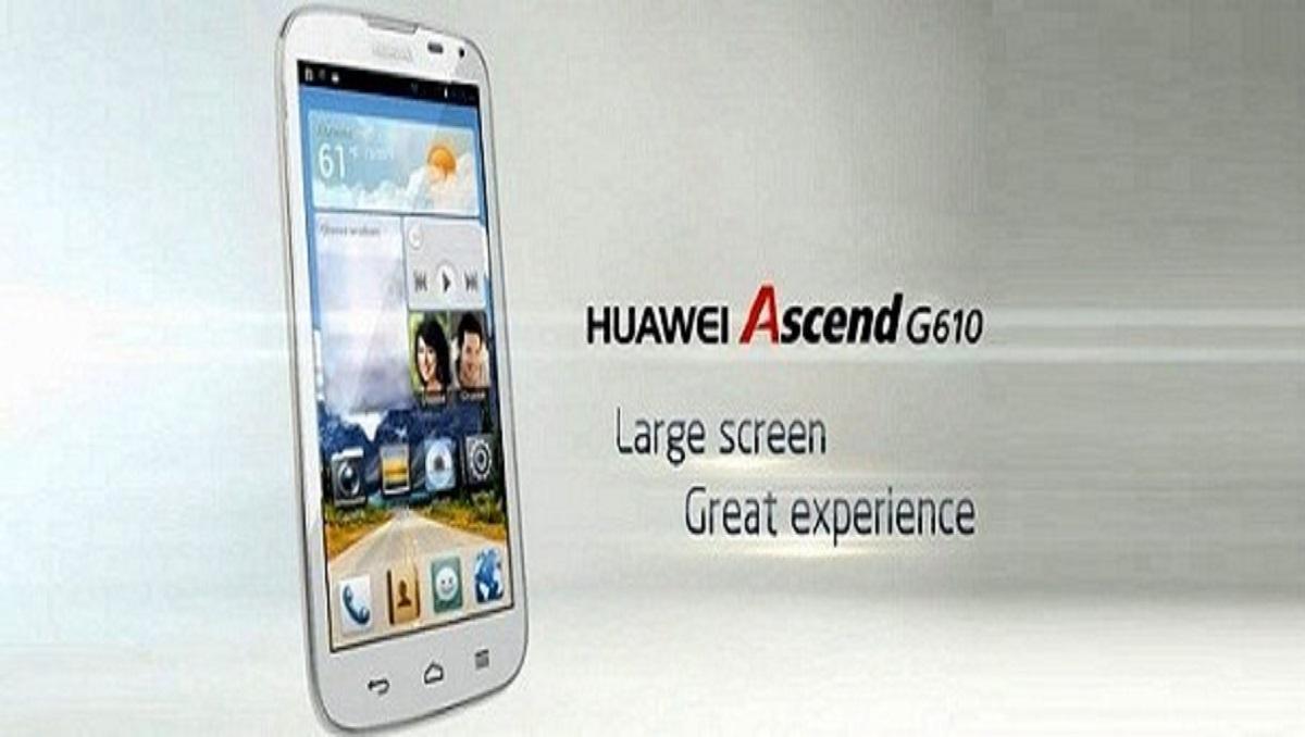Huawei-Ascend-G610