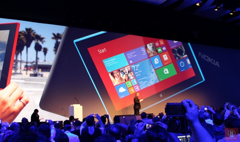 Photo of Nokia Releases Lumia 2520 Windows Tablet
