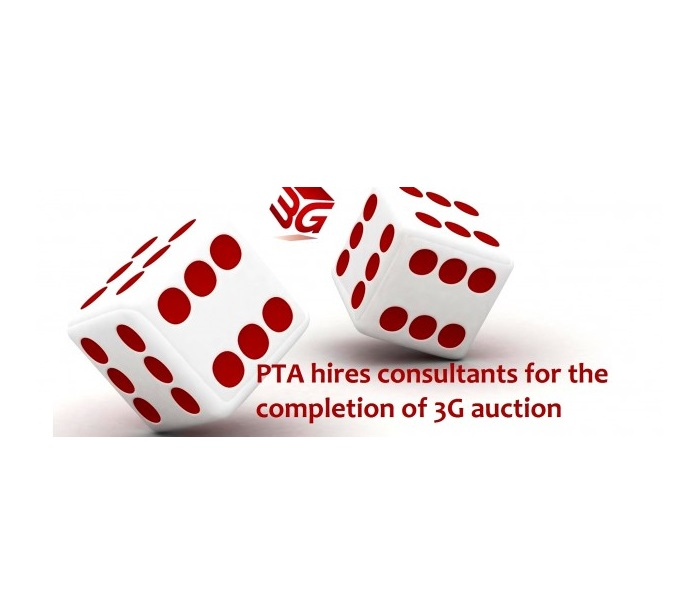 PTA Selects Consultants for 3G Auction