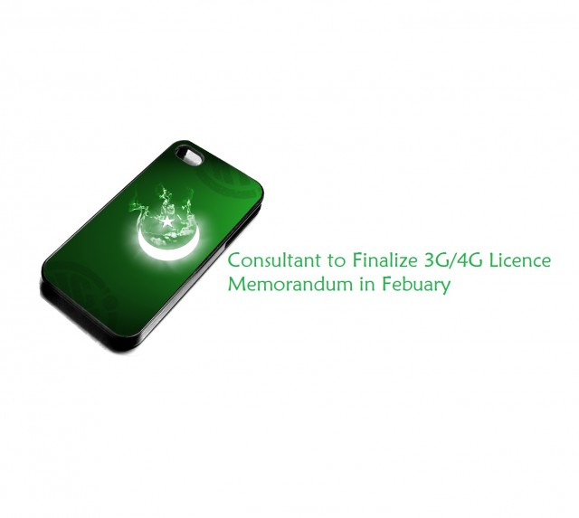 Consultant to Finalize 3G/4G Licence Memorandum Next Month