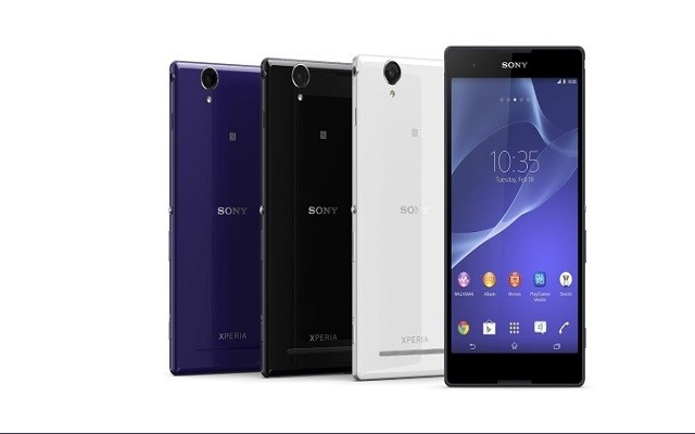Sony launches Xperia E1 and Xperia T2 Ultra Along with Dual-SIM Variants