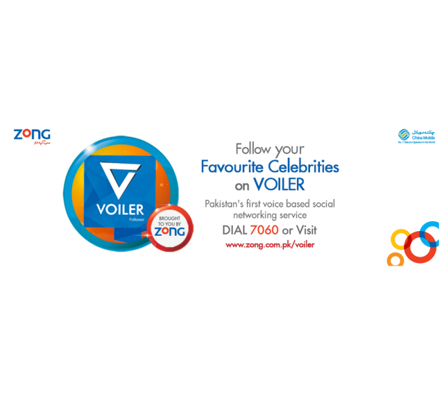 Zong brings Voiler for its customers