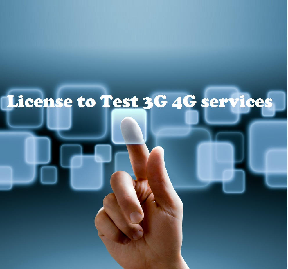 PTA Grants Free Trail License to Test 3G 4G services