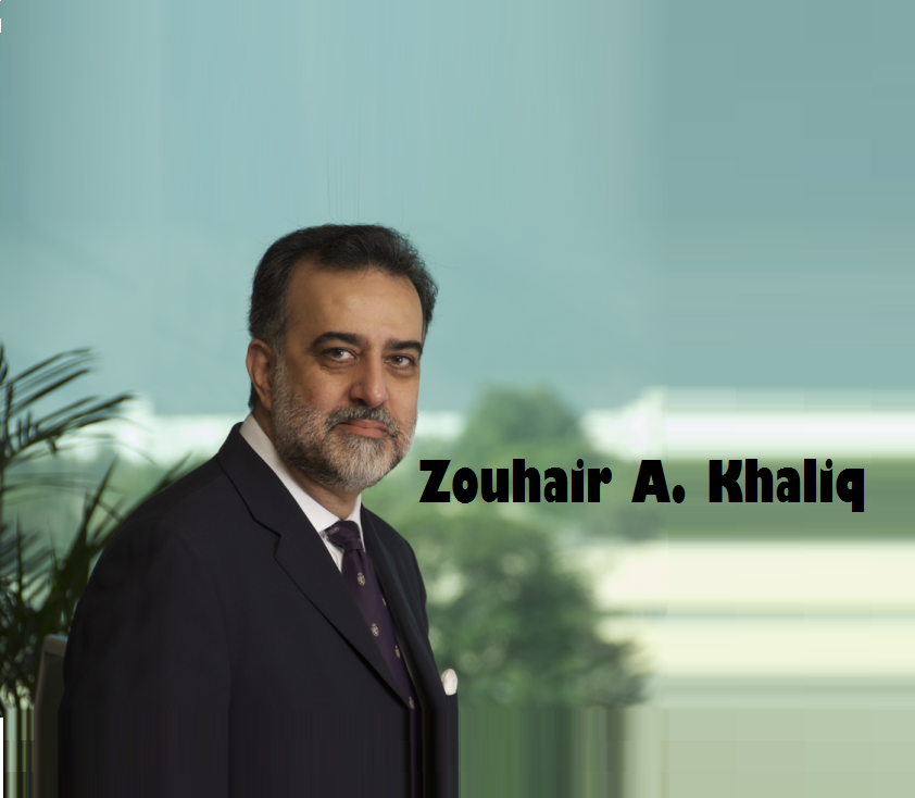 Zouhair A. Khaliq steps down as Board Member of Wateen Telecom