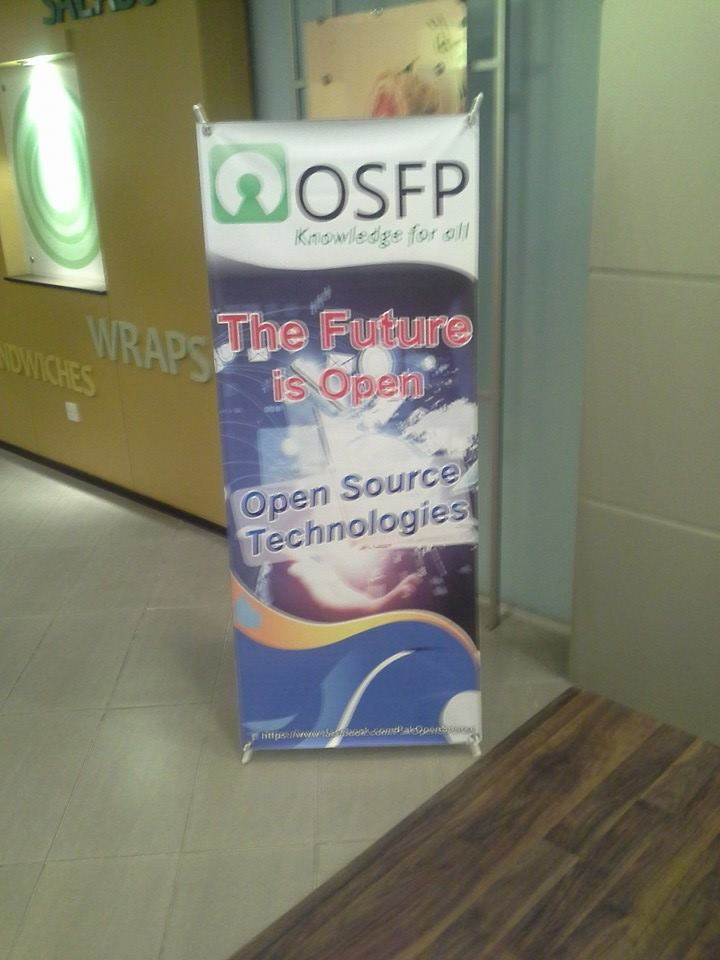 Pakistan-Open-Source-Foundation's-Launching-Event