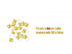 Over 6 million unregistered mobile SIMS blocked in Pakistan