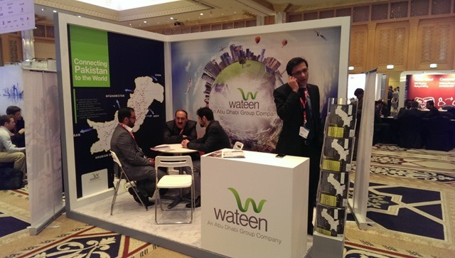 Wateen Participates at Capacity Middle East 2014
