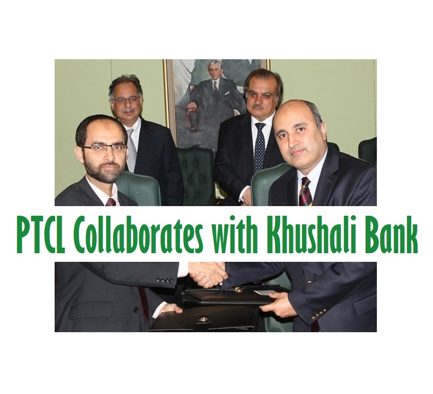 PTCL Collaborates with Khushali Bank to provide Managed WAN Services