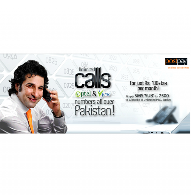 Ufone Introduces Unlimited PTCL Bucket