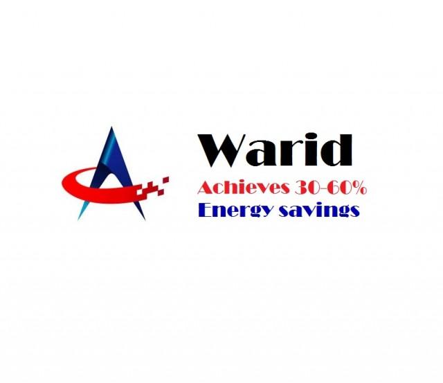 Warid Telecom Pakistan achieves 30-60% energy savings